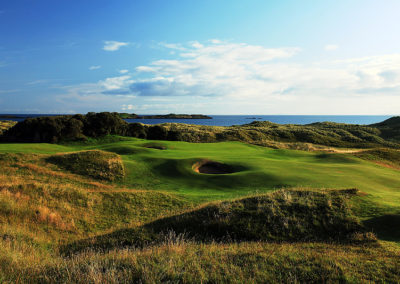 Royal Portrush Hole 13