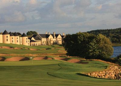 Lough-Erne - 16th hole