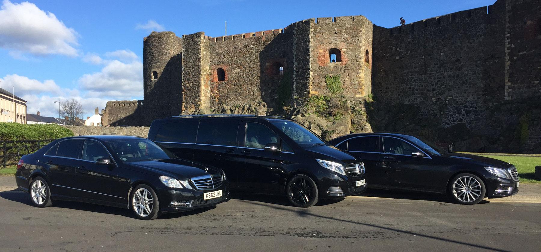 Luxury Car Hire Cork